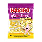 Marshmallow Chamallows Cables Yellow