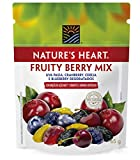 Snack, Natures Heart, Fruity Berry Mix, 65g