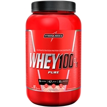 Whey Protein 100% Pure Integral Medica 907g