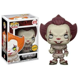 Funko Pop - Pennywise número 472 - Chase - Filme It - A Coisa