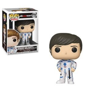Funko Pop - Howard Wolowitz - Série The Big Bang Theory