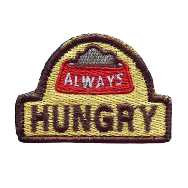 Patch - Always Hungry